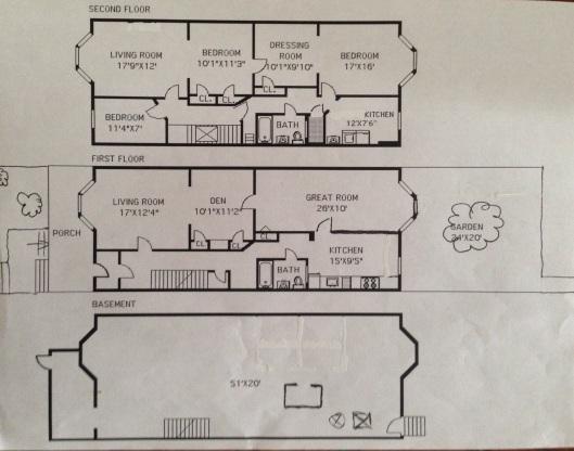 519vdb floorplan befre